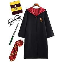 Monissy Costume per Adulti per Bambini Costume di Harry Potter Mantello  Articoli per Set di cinematografici b85efbe40ab2