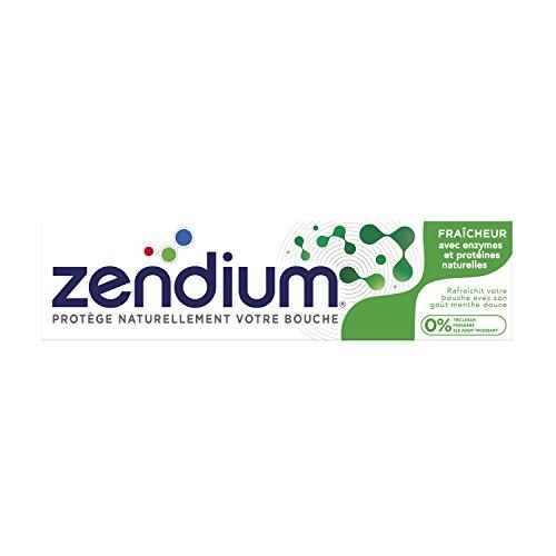 Zendium Zahnpasta Fresh Mint, 6er Pack (6 x 75 ml)