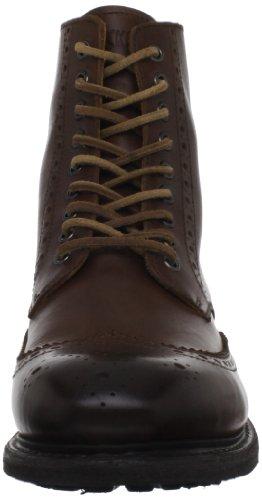 BLACKSTONE Em37, Boots homme Marron - Braun (bark)