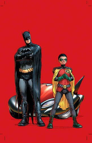 Batman & Robin By Grant Morrison Cover Image