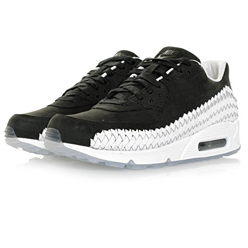 41grcZKYwqL. SS500  - Nike Men's Air Max 90 Woven Running Shoes