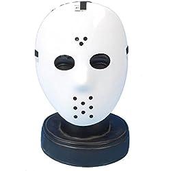 Mascara Jason viernes 13 disfraces carnaval Halloween careta miedo cine terror