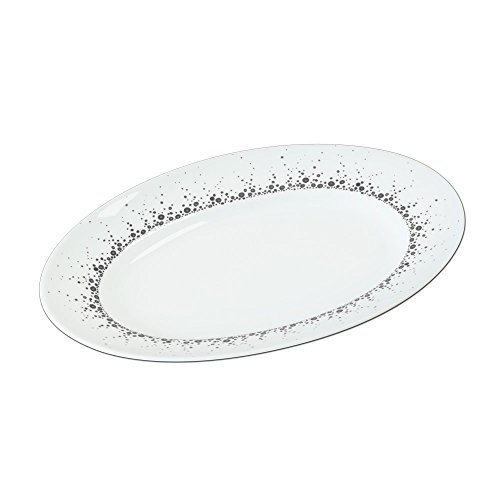 Table Passion - Ravier 24 cm borealis gris