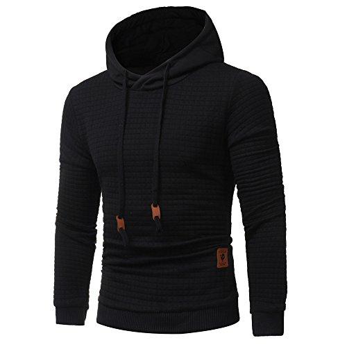 Clearance Sale [M-3XL] ODRDღ Hoodie Männer Sweatshirt Herren Coat Sweater Outwear Sweatjacke Parka Cardigan Lässige Mantel Kapuzenpulli...