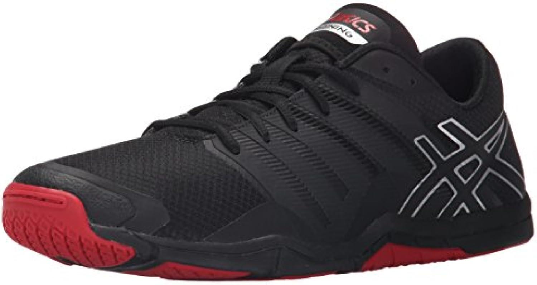 Asics-Met convicción Cruz-entrenador del zapato