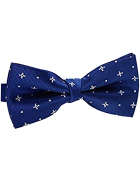 Aivtalk hombre PRE-TIED Square Dots Bow Tie Casual Wedding Party Corbata bowtie-6colores