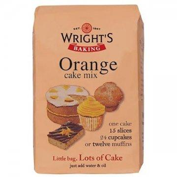 wrights-baking-orange-cake-mix-500g