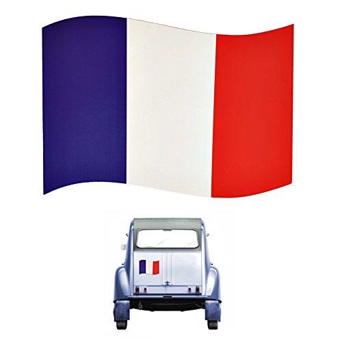 Magnet drapeau Français - Aimant FRANCE pour votre voiture, frigo... - sticker autocollant