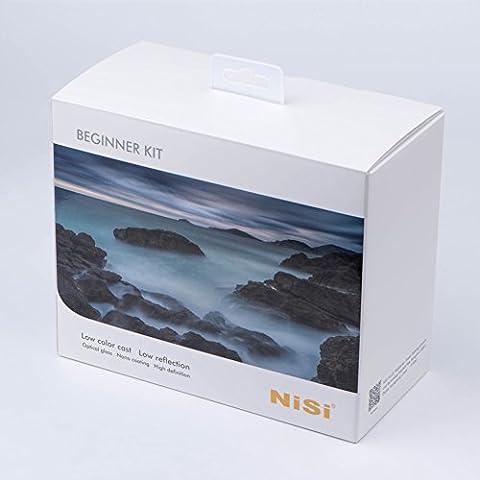 NiSi Kit Beginner con Filtri a Lastra da