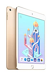 Apple iPad mini 4 (Wi-Fi, 128GB) - Gold (Vorgängermodell) (B0157D40E6) | Amazon Products