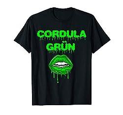 Cordula Kostüm Fasching Karneval Saufen Party Cordula T-Shirt