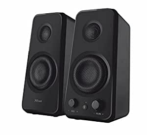 Trust Tytan 2.0 Speaker Set with Bluetooth for PC and Laptop (36 Watt) - Black