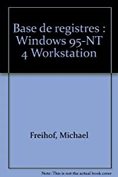 Base de registres : Windows 95-NT 4 Workstation