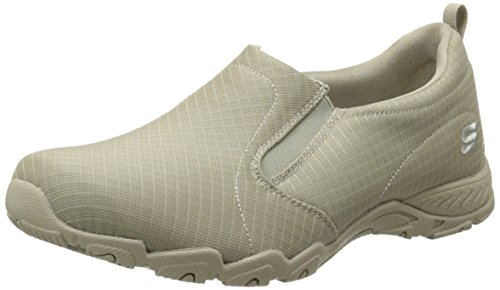 Skechers Endeavor quota Fashion Sneaker Taupe