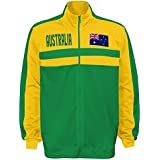 International Soccer Mens Track Jacket