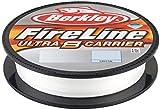 Berkley Trecciato Fireline Ultra 8 Crystal 0,12 mm Bianco Unica