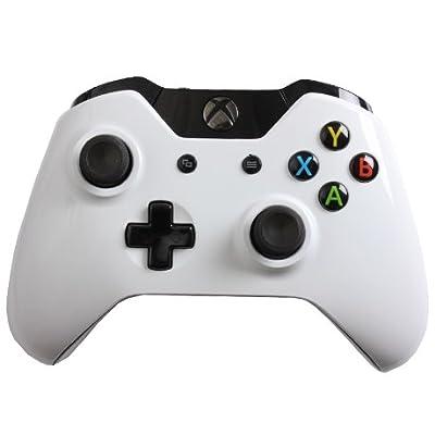 Glossy White Custom XBOX ONE Controller