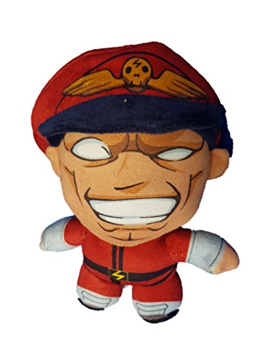 Street Fighter Soft Toy Plush Figures 20cm (M.Bison)