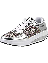 beautyjourney Scarpe sneakers estive eleganti donna scarpe da ginnastica  donna scarpe da corsa donna Sportive Scarpe 6d7e7edbada