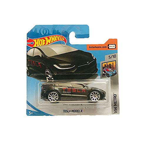 Hot Wheels Tesla Model X HW Metro 328/365