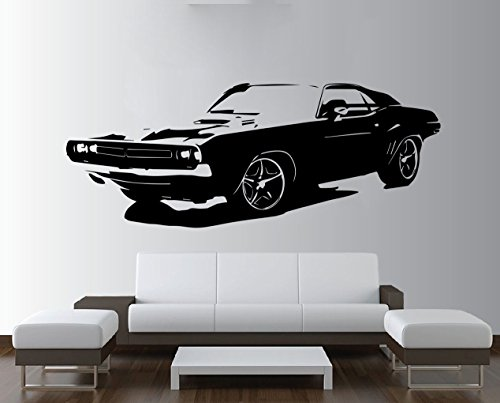 xl-large-car-dodge-challenger-bedroom-free-squeegee-wall-art-decal-sticker