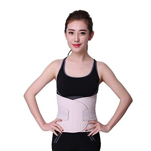 XMDNYE Modellierung Gurt Taille Cincher Einstellbare Taille Trainer Selbst-heizung Magnetische Therapie Lenden Abnehmen Gürtel Frauen Postpartale Gürtel - Heizung-therapie