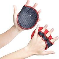 Preisvergleich für deanyi Fitness Handschuhe krafttraining Herren und Damen, Gewichtheben Handschuhe, Rutschfeste Handschutz für Crosstraining Fitness Hanteln.