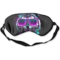 Silk Sleeping Mask Eye Sunglasses Animal Cool Lightweight Soft Adjustable Strap Blindfold For Night's Sleep Nap... preisvergleich bei billige-tabletten.eu