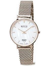 Boccia Damen-Armbanduhr 3246-10