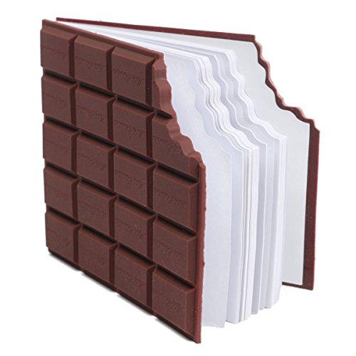 lytshop Stationery Notebook Schokolade Memo Pad DIY, Notizblock