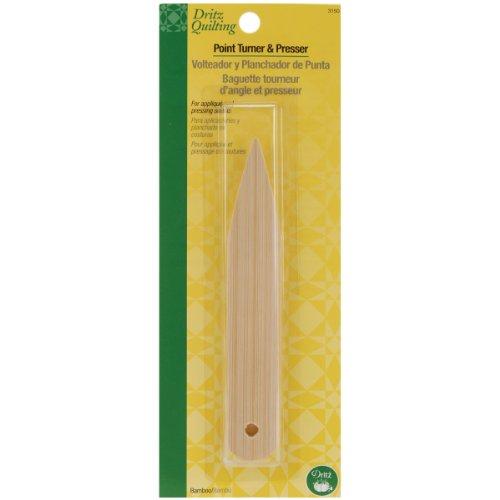 Dritz 3150 Bamboo Point Turner & Presser -