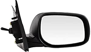 Modern Right Side View Mirror For Toyota Etios Cable Old