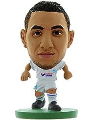 Soccerstarz - 400780 - Figurine Sport - Officiellement Autorisé De Dimitri Payet Dans Le Maillot Officiel Du Om Marseille
