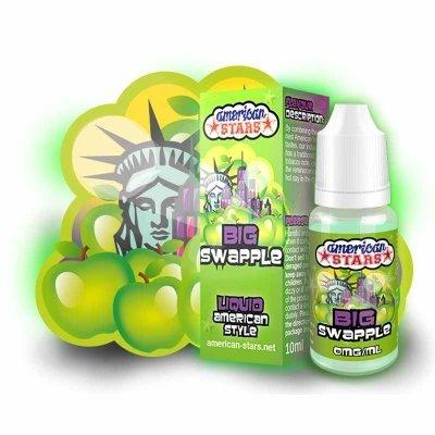 Außergewöhnliches E Liquid wie aus den USA !!! DAS Geschmackserlebnis für alle Dampfer E-Liquid für E Zigarette Flavourtec American Stars Nikotinfrei