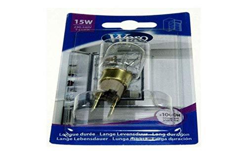 Whirlpool IKEA Whirlpool Réfrigérateur 15W pour réfrigérateur Lampe T Cliquez. Véritable Référence 484000000979