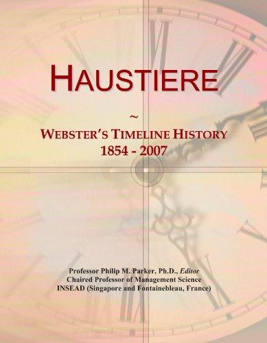 haustiere-websters-timeline-history-1854-2007