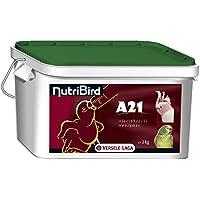 VERSELE LAGA Nobby - Nutribird A21 - Aliment pour oiseaux tropicaux - 3 kg