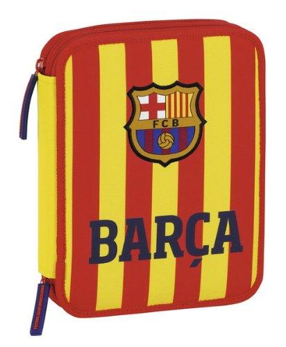 F.C. Barcelona Senyera – Plumier Doble Grande 56 piezas