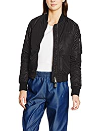 Schott NYC Airforce1W Ladies Bomber Jacket, Chaqueta para Mujer
