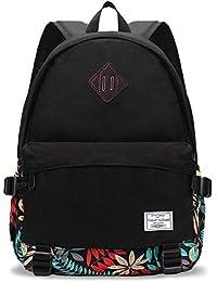 Rucksack Schulrucksack Jugendliche Backpack Rucksäcke mit Laptopfach für Camping Outdoor Sport
