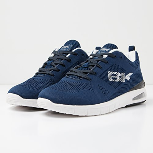 British Knights Energy, Baskets Basses Homme Bleu Marine