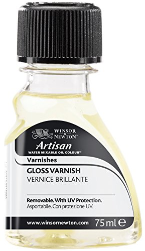 Winsor & Newton Artisan Wasser mischbare Ölfarben 75ml Gloss Lack Medium
