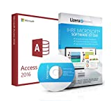 Original Microsoft® Access 2016 Lizenzschlüssel + Lizenza ISO CD / DVD für 32 und 64 bit Deutsch inklusive Workstation 2016 für Office