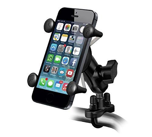 ram-b-149za-un7-kt-u-bolt-handlebar-mount-with-x-griptm-smart-phone-sat-nav-holder