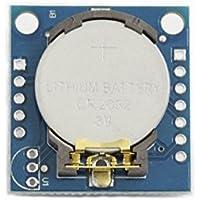 Plat Firm Geekcreit Tiny RTC I2C AT24C32 DS1307 Placa de Mã³Dulo de Reloj en Tiempo Real con Baterãa CR2032 para Arduino