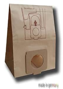 Amazon.de: 10 Staubsaugerbeutel für Moulinex Compact, De