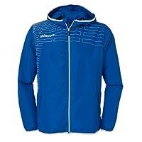 uhlsport Match - Presentation Jacket blue Azurblau/Weiß Size:XL