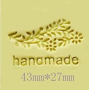 Savon fait main savon de moule DIY savon outil mini-motif de tampon savon bricolage