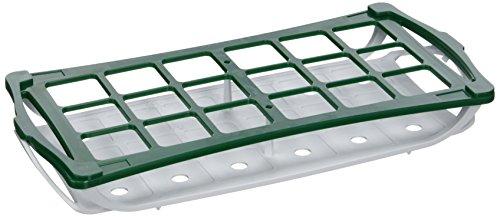 Camlab plastica, RTP/7022-G, 2 livelli, 30 mL, colore: verde