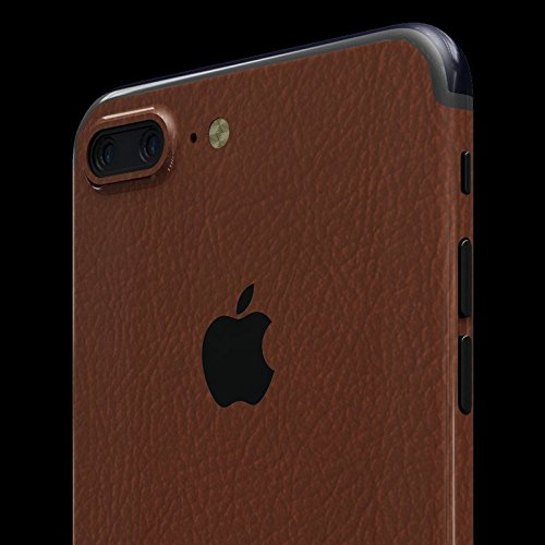 Gadgets Wrap LQ-LDSA-MDAN Skin Sticker for Apple iPhone 7 Plus (Brown)